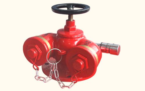 多用式地上消防水泵接合器