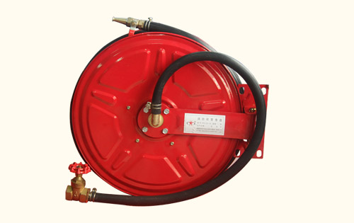 自救式消防软管卷盘 深圳自救式消防软管卷盘 免费送货上门