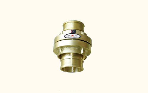 KD50/KD65型水带接口(铜质)